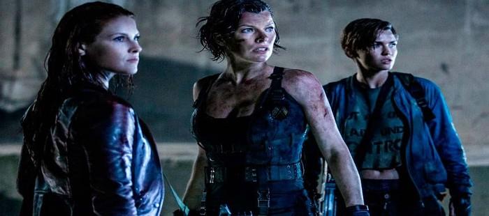 Resident Evil 6: M�s escenas de acci�n en nuevo tr�iler japon�s