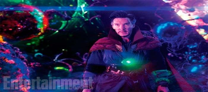 Doctor Strange: Arrasa con las mejores cr�ticas oficiales del a�o