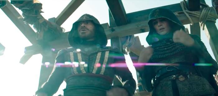 Assassins Creed: Michael Fassbender en nuevo v�deo de rodaje de la adaptaci�n del videojuego
