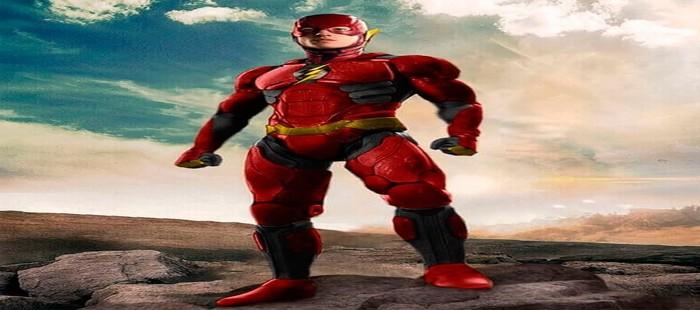 La Liga de la Justicia: Nueva imagen fanart de Flash a la espera de director para la película