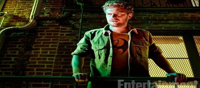 Iron Fist: Nueva imagen con Finn Jones en su llegada a Marvel