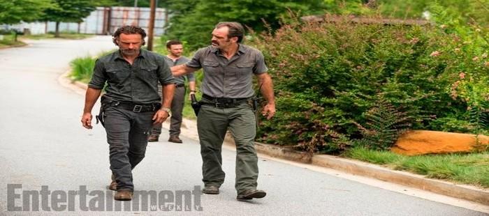 The Walking Dead: Nueva imagen del retorno de la séptima temporada