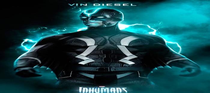 Inhumanos: Vin Diesel califica como error de Marvel que no hicieran la película