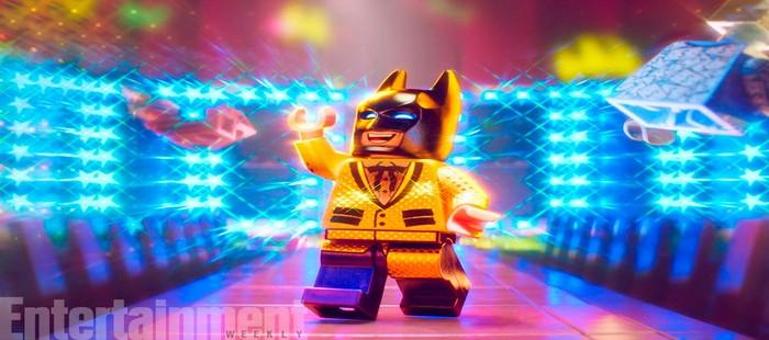 LEGO Batman: Sigue en lo más alto de la taquilla de cine USA el viernes