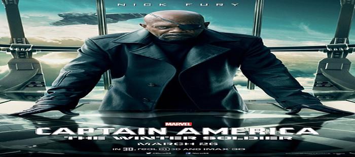 Black Panther: Samuel L Jackson está dentro de la película como Nick Fury