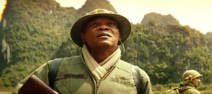 Skull Island: Nuevo clip con la llegada a la isla del gran simio
