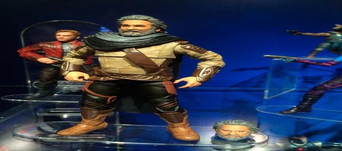 Guardianes de la Galaxia 2: Primera imagen del personaje de Kurt Russell