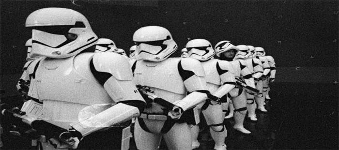 Star Wars Episodio 8: Primera imagen con los Stormtroopers