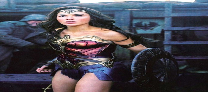 Wonder Woman: Nueva imagen de Diana Prince combatiendo en las trincheras