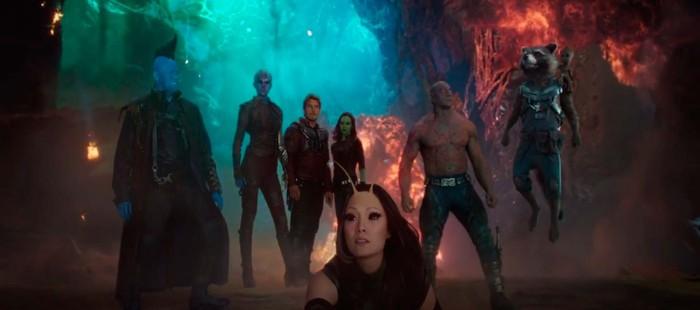 Guardianes de la Galaxia 2: James Gunn eliminó un personaje para no parecerse a Capitán América 3