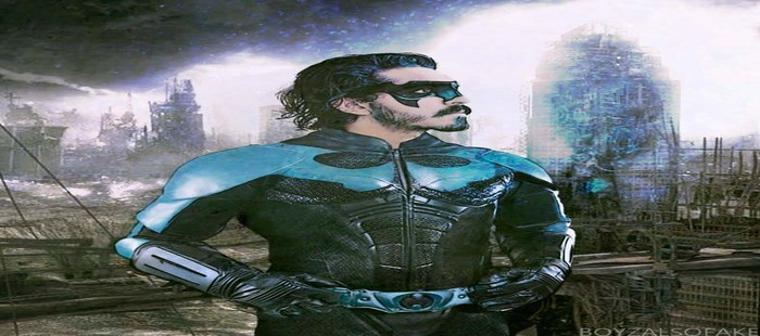 The Batman: Nuevo fanart de Dev Patel como Nightwing