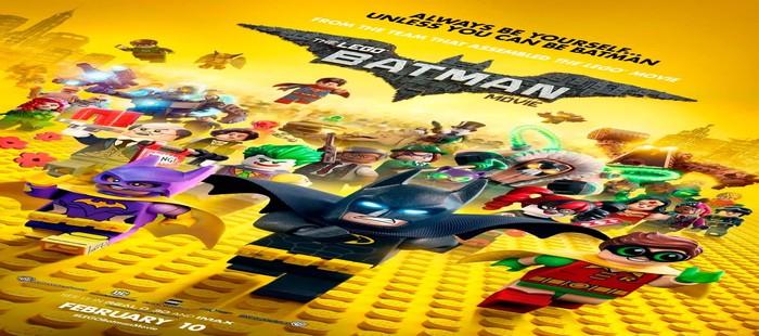LEGO Batman pierde el liderato de la taquilla de cine USA del viernes