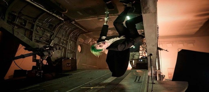 Escuadrón Suicida: El traje inédito de Harley Quinn estaba destinado a una escena eliminada con Joker