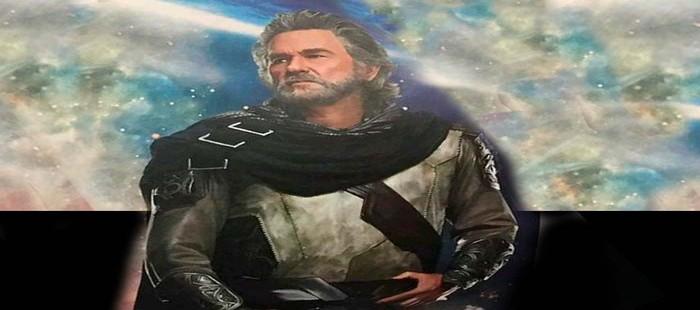 Guardianes de la Galaxia 2: Primera imagen de Kurt Russell en su papel dentro de la película
