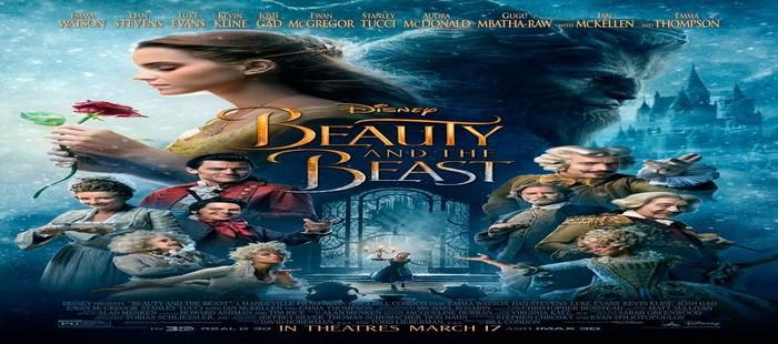 La Bella y la Bestia: Sigue liderando la taquilla de cine USA del viernes