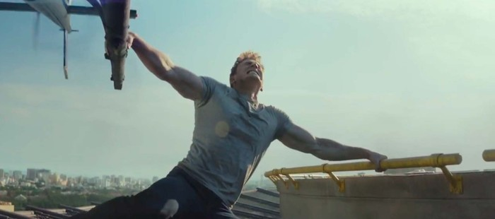 Los Vengadores 3: Chis Evans se compara con Hugh Jackman para seguir adelante en Marvel
