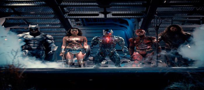 La Liga de la Justicia: Nuevo tráiler con más escenas de acción