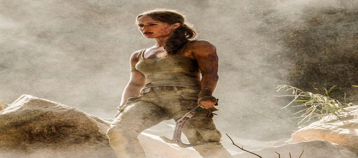Tomb Raider: Primera imagen oficial de Alicia Vikander como Lara Croft