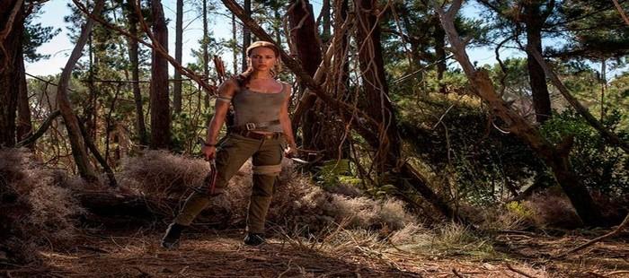 Tomb Raider: Nueva imagen con Lara Croft en la selva