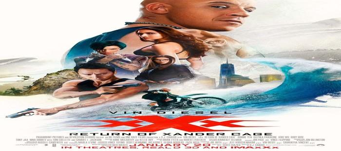 XXX 3: Vin Diesel en acción en formato doméstico desde el 24 de mayo de 2017