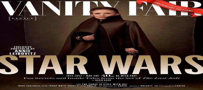 Star Wars Episodio 8: Nueva imagen de Carrie Fisher como Leia