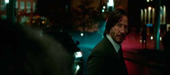 John Wick 3: Keanu Reeves quiere a Carrie Anne Moss en la tercera película