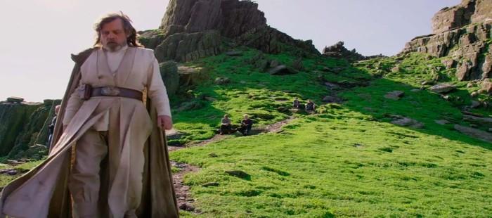 Star Wars Episodio 8: Nuevo vídeo de rodaje con más escenas de la película