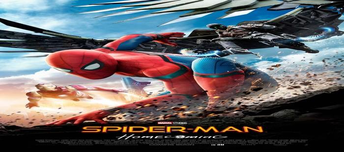 Spiderman Homecoming: Espectacular nuevo cartel con Peter Parker en acción