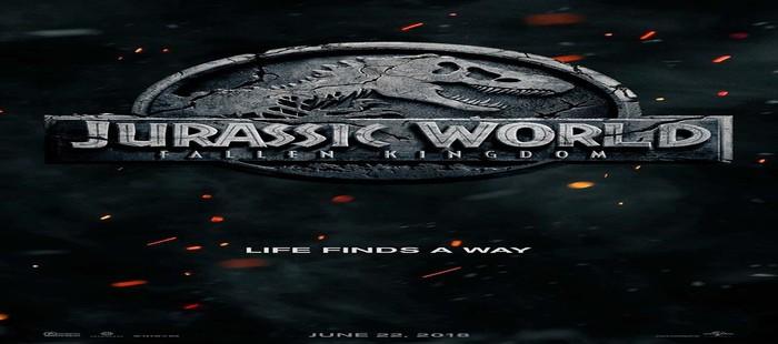 Jurassic World 2: Se revela el primer cartel y el título definitivo