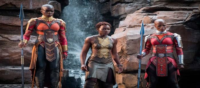 Black Panther: Lupita NYongo en nueva imagen de su debut en Marvel