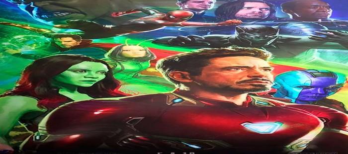 Los Vengadores 3: Nuevo cartel de la San Diego Comic Con 2017