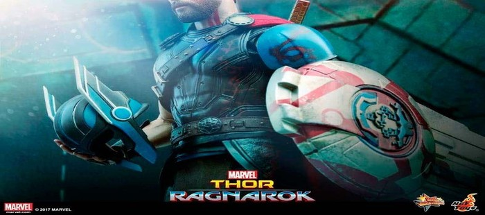 Thor 3: Finaliza el segundo rodaje tras tres semanas de filmación