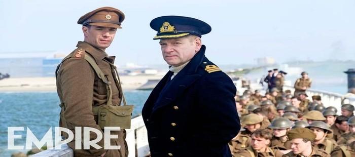 Dunkerque: Consigue liderar la taquilla de cine USA en su primer fin de semana completo