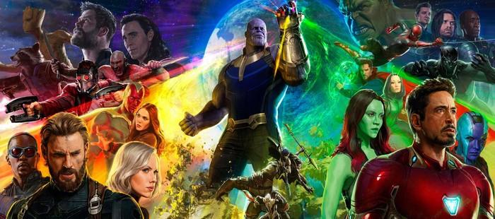 Los Vengadores 3: Espectacular cartel completo de la película en la Comic Con 2017