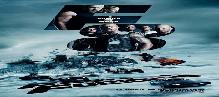 Fast and Furious 8: Ayuda a que Universal Pictures supere los 4 mil millones en la taquilla de 2017