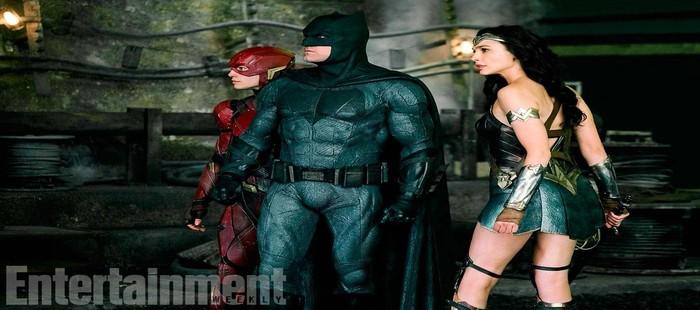La Liga de la Justicia: Joss Whedon figura como codirector en los créditos