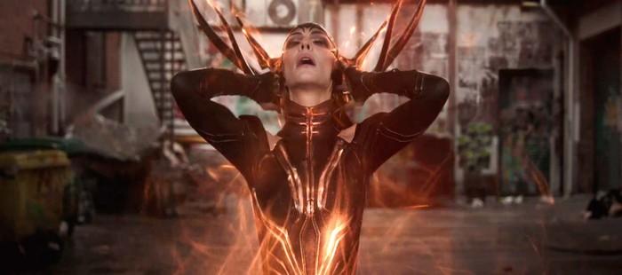 Thor 3: Nueva imagen con Cate Blanchett como la villana del argumento