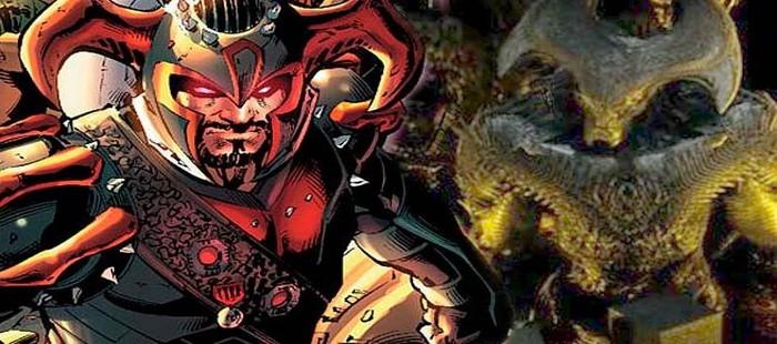 La Liga de la Justicia: Nuevo vistazo al villano gracias a figura de acción