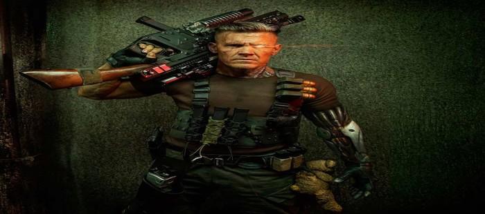 Deadpool 2: Nueva imagen de Cable en la película del universo X MEN