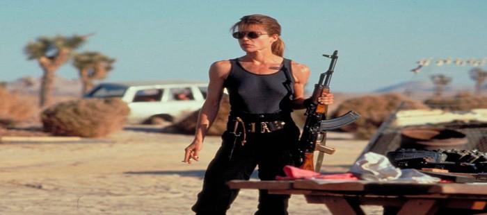 Terminator 6: Linda Hamilton vuelve como Sarah Connor