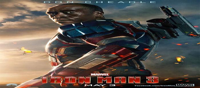 Los Vengadores 4: Don Cheadle también está en el rodaje