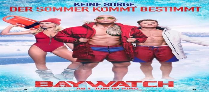 Baywatch: En Blu Ray desde el 20 de octubre de 2017