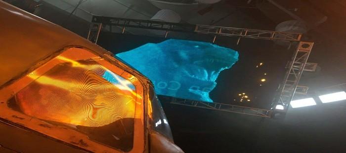 Godzilla 2: Primera imagen de la criatura gracias al director