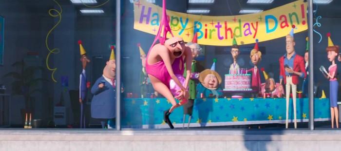 Gru Mi Villano Favorito 3: En Blu Ray desde el 20 de octubre de 2017