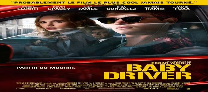 Baby Driver: En Blu Ray desde el 1 de noviembre de 2017
