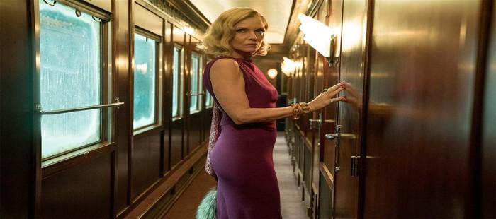 Asesinato en el Orient Express: Nueva imagen con Michelle Pfeiffer en el reparto principal