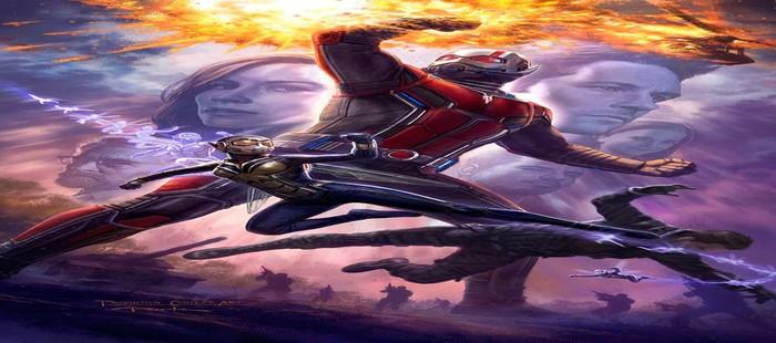Ant Man 2: Su argumento se inicia tras Capitán América 3 Civil War