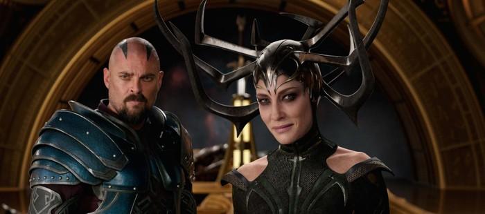Los Vengadores 3: Cate Blanchett podría repetir como Hela dentro de la película Marvel