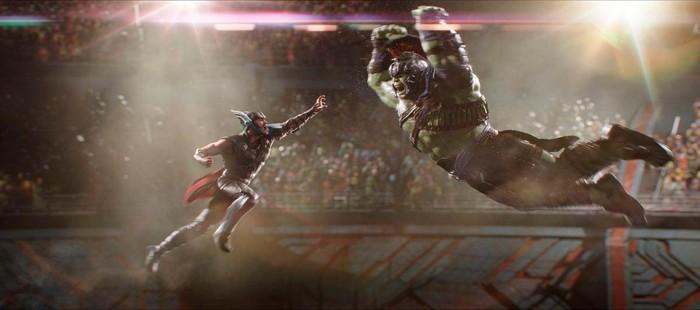Thor 3: Ya supera los 700 millones en la taquilla mundial