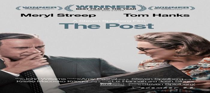 The Post: La carrera a los Oscar 2018 llega con un nuevo exponente en los estrenos de cine de la semana